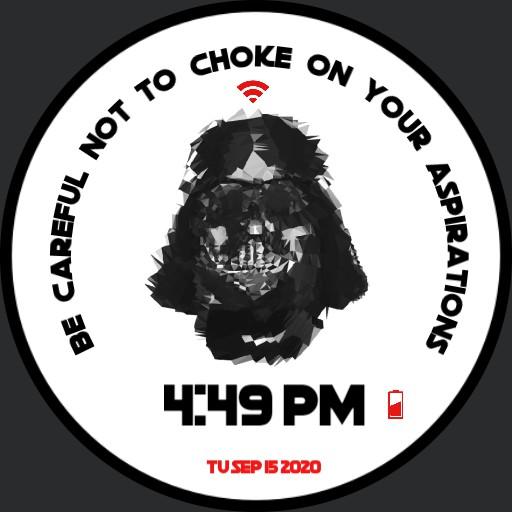 Darth Vader Watch