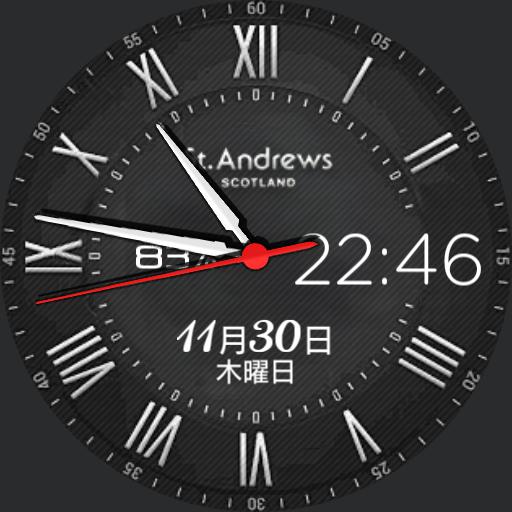 Mekekes watch face