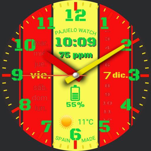 Spanish Proud - Pajuelo Watches