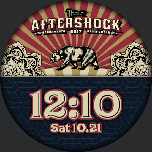 Aftershock 2017
