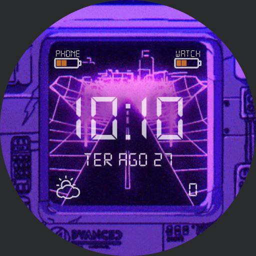 Cyberpunk Vibe