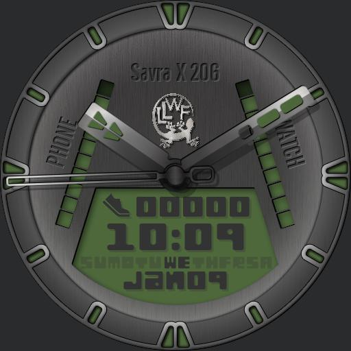 Savra X 206