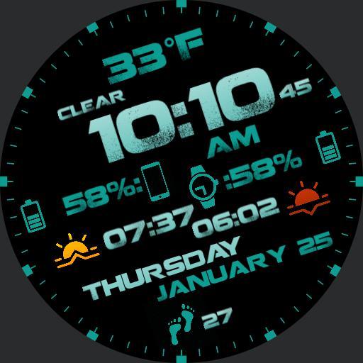 V2.2 Multi Screen-Digital Weather