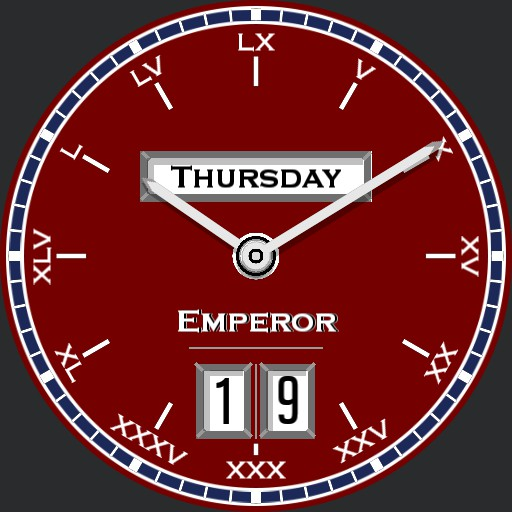 Red Emperor Day/Date