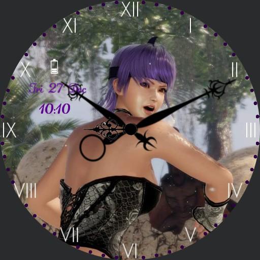 Dead or Alive - Fatal Frame Ayane