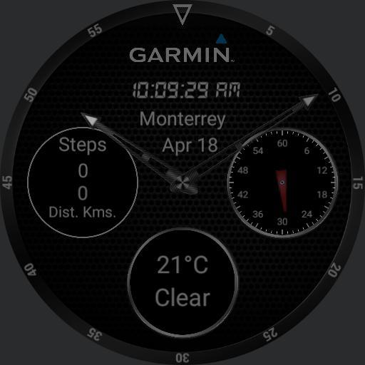 Garmin IRONMAN CONNECTED full info