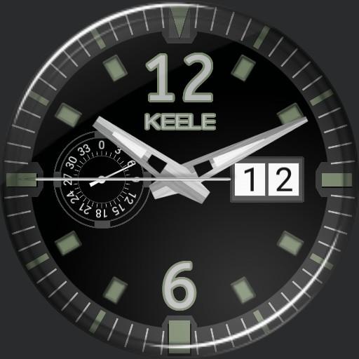 Call of Duty Modern Warfare KEELE green watch