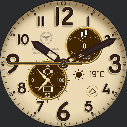 Antik Watch ll Copy