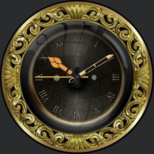 Golden Ornate