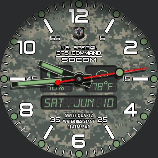 U.S. Spec Ops Command Digital