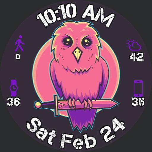 Owl Sword