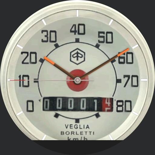 Vespa Vintage Speedo
