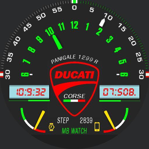 Ducati  Copy by MB WATCH