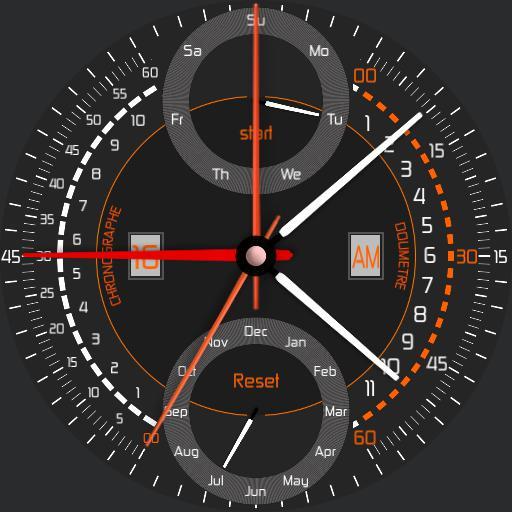 Half-B watch