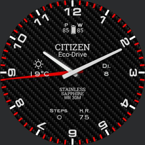 Citizen Sport Carbon