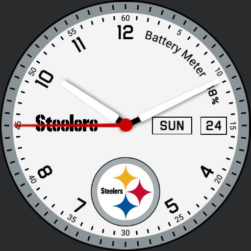 Pittsburg Steelers Watch