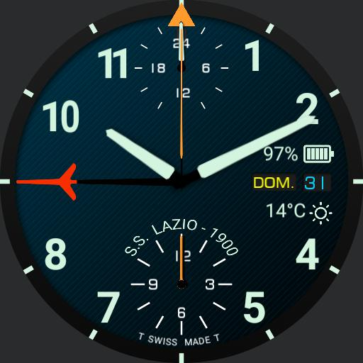 Fortis Cosmonauts GMT SS Lazio blue v2