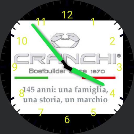 Cranchi watch