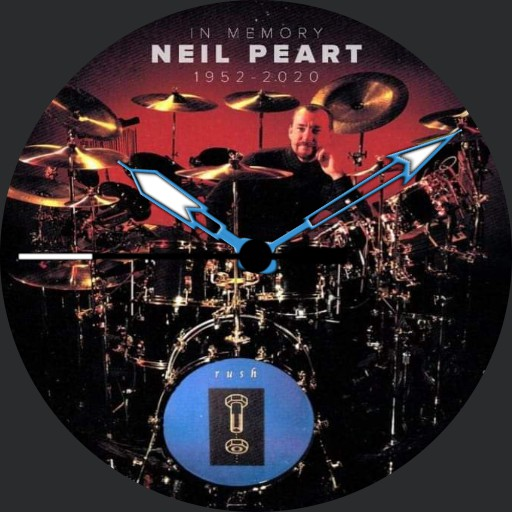 Neil Peart Tribute 4 - SDJ