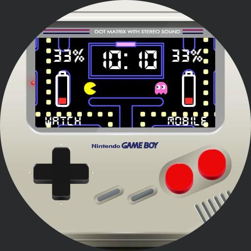 Gameboy pacman