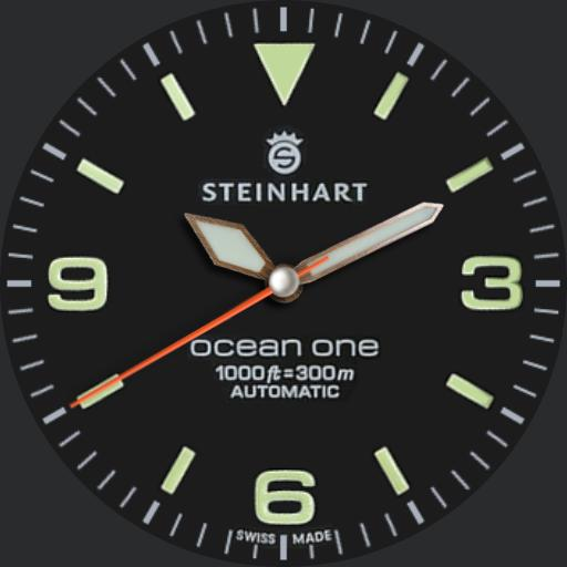Steinhart Ocean One Copy
