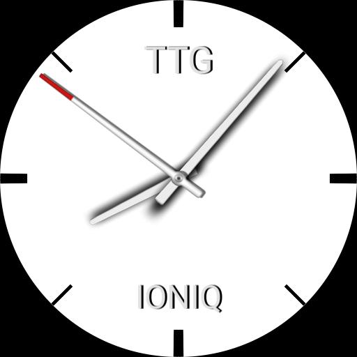 TTG IONIQ Material Face