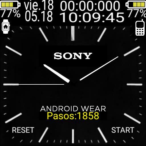 Sony clasico 5