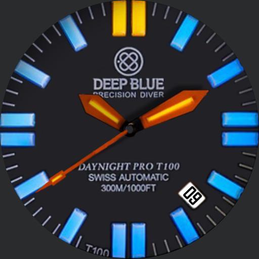 DeepBlue T100