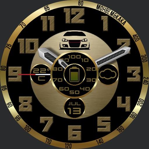 Mohbem MKV watch
