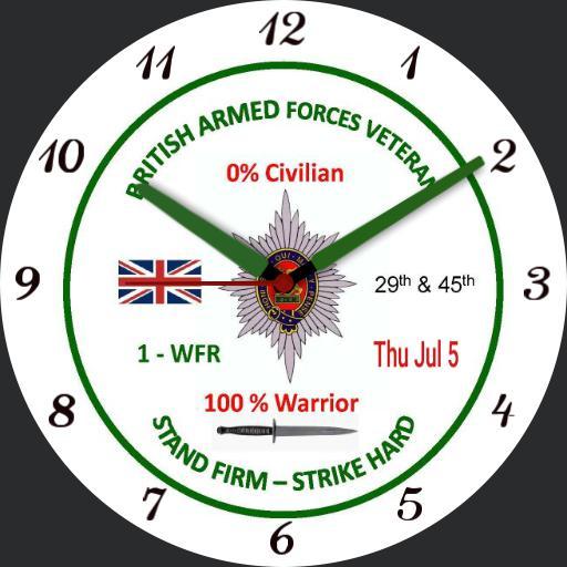 Forces Veteran 1WFR