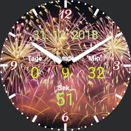 Ney Year Countdown
