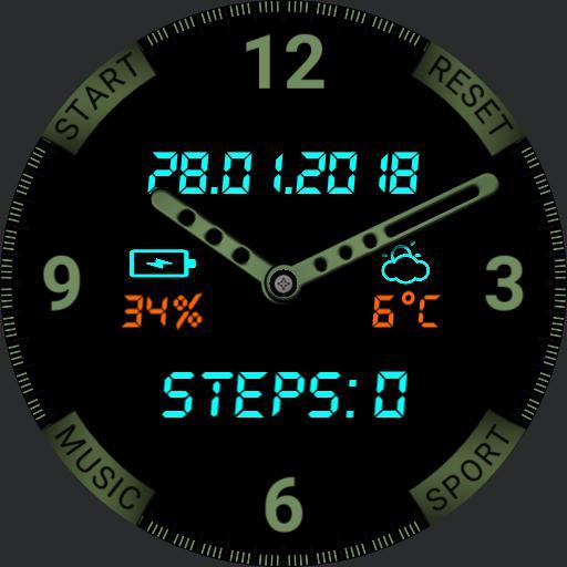 Sportwatch Mk 3