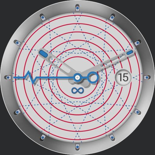 Gamma Series X NASA Watches V2 Simple Zoom