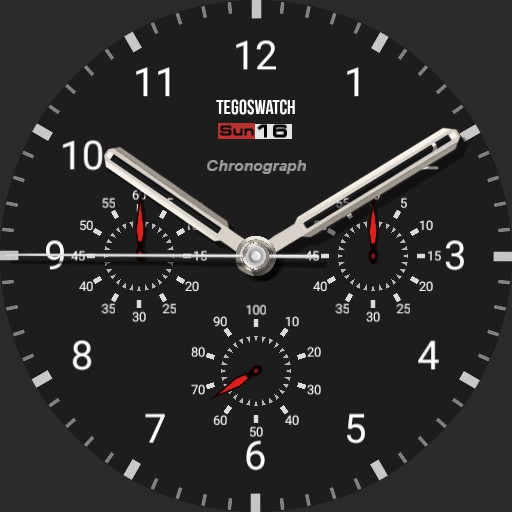 Chronograph  v 1.2.0