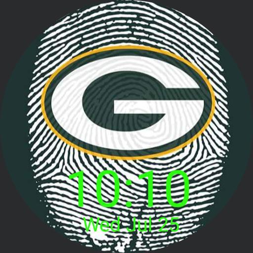 Green Greg Print