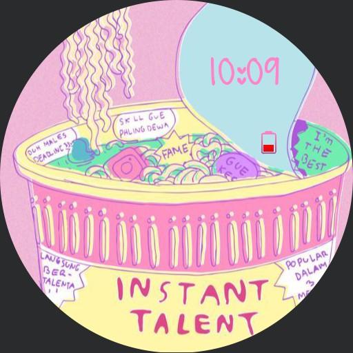 instant noods