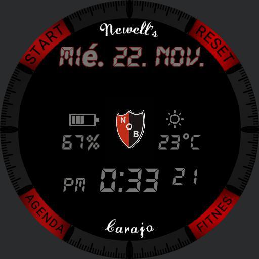 Variante Newells de Sportwatch V1.5 OH