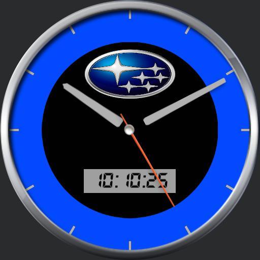 Subaru Speedometer