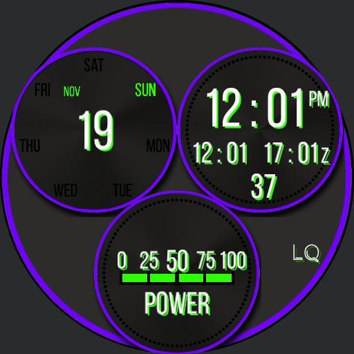 LQ23 Purple