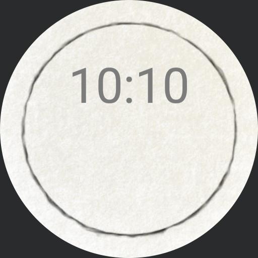 Westworld S3 inspired watch