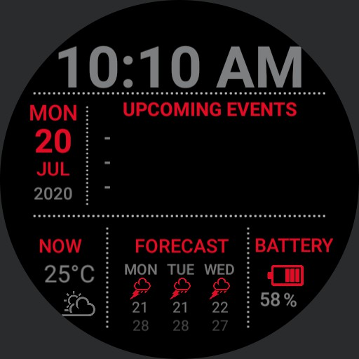 Watch with Events Copy