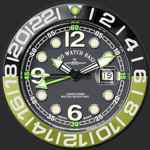 Zeno Watch Basel Airplane Diver 6349-515 v2