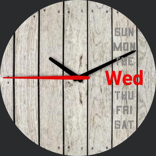 Timber Ticker