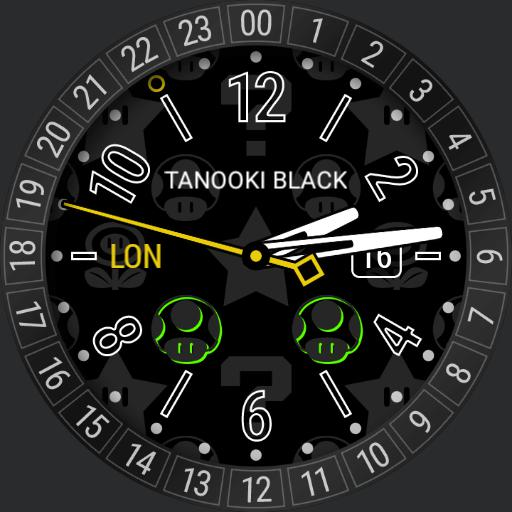 Tanooki Black