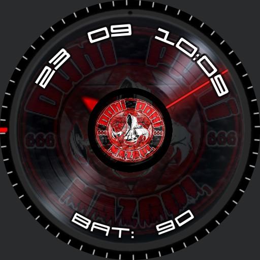 Nazgul Vynil Watch