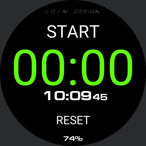 JOIN DESIGN STOP WATCH 38