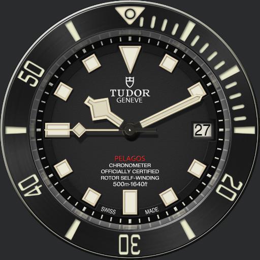 Tudor Pelagos LHD wm