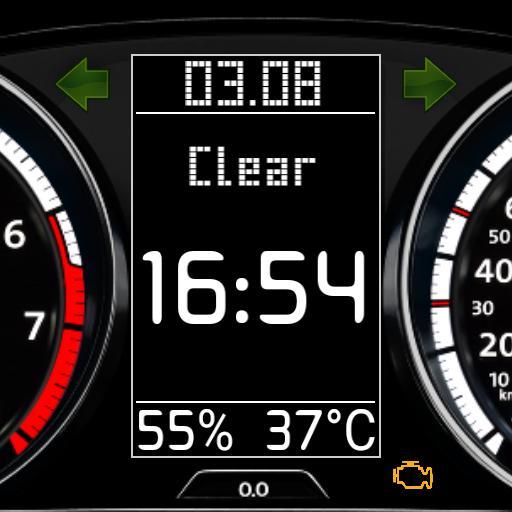 Dashboard watch