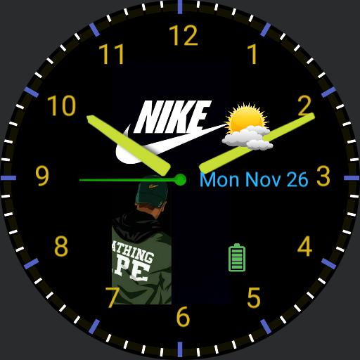 my nike watch1