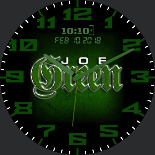 Joe Greens watch